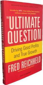 Ultimate Question, un libro muy recomendable para entender el storytelling