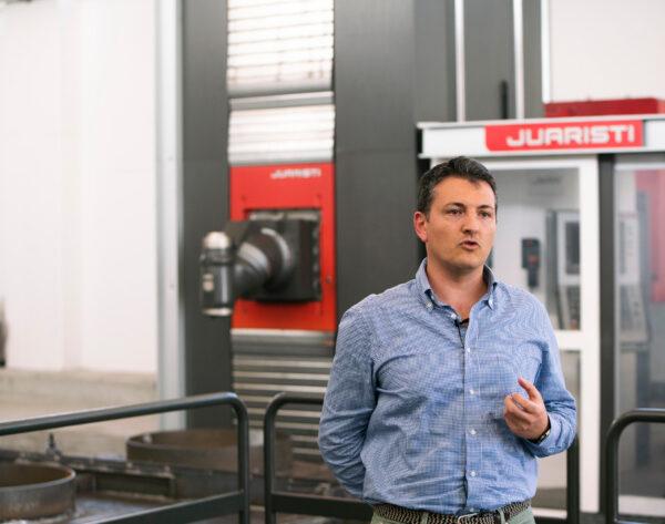 Marketing para industria de máquina herramienta
