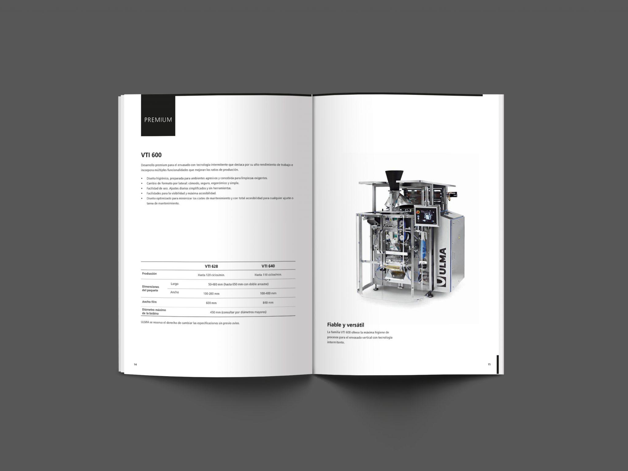 Ulma Packaging catálogo